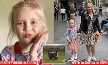 Rosedale buggy crash six-year-old victim Olivia spoke five final words to Victoria mum