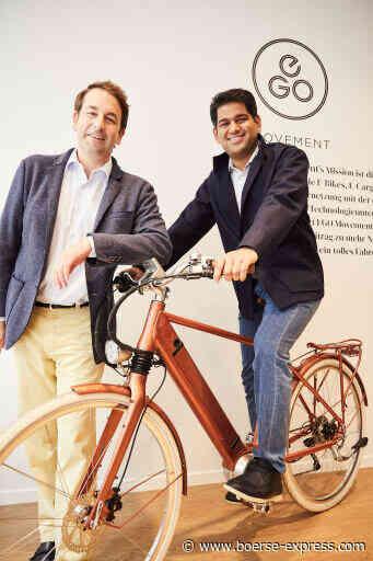 TVS Motor Company geht strategische Partnerschaft mit der Schweizer E-Bike-Marke EGO Movement ein (FOTO) - Boerse-express.com
