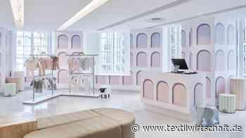 In Partnerschaft mit der Resale-Plattform Kids o'Clock: Harvey Nichols macht sich für zirkulären Childrenswear-Konsum stark - TextilWirtschaft Online