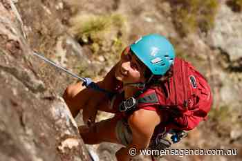 How rock climbing is helping redefine expectations about motherhood - Women's Agenda