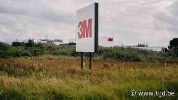 3M zoekt contact met getroffen boeren rond site Zwijndrecht - De Tijd