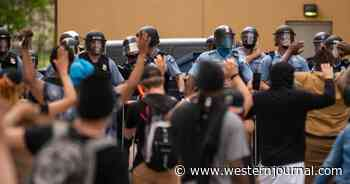 Stats Show Alarming Change in Police Behavior Since George Floyd Riots - We're in Serious Trouble
