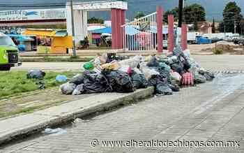Piden regidores del ayuntamiento de San Cristóbal atender la recolección de basura - El Heraldo de Chiapas