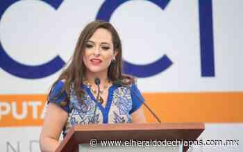 Trabajaré de la mano al sector turístico de San Cristóbal: Fabiola Ricci - El Heraldo de Chiapas