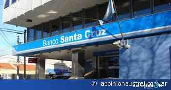El Calafate: Un juez ordenó al Banco Santa Cruz suspender el cobro de un crédito a una víctima de estafa - La Opinión Austral