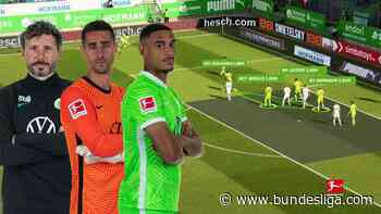 Taktik-Analyse: Erfolgsgeheimnis des VfL Wolfsburg - Bundesliga.de