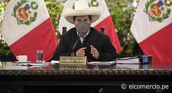 Pedro Castillo estará ante la OEA y ONU: Conoce la agenda que cumplirá en EE.UU. y México - El Comercio Perú