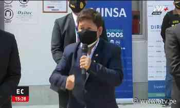 Guido Bellido: ''Critico la constante falta de respeto contra el presidente Castillo'' - ATV.pe