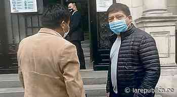 Puno: César Tito Rojas confirma que fue investigado con Pedro Castillo - La República Perú