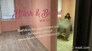 Danville's Blush and Bashful Spa expands, adds facials - WSET