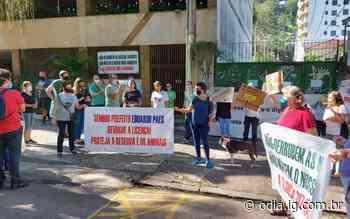 Prefeitura paralisa obra próxima à Floresta da Tijuca - O Dia