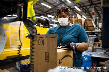 Amazon abre primeiro centro de distribuição no Rio de Janeiro - The Brief - TecMundo