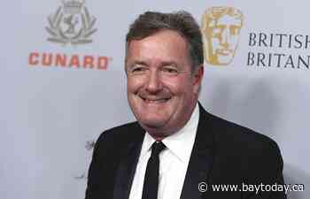 Piers Morgan to launch new TV show in deal with News Corp