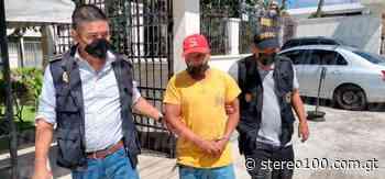 Hombre capturado en Coatepeque al ser señalado de violar a su sobrina de 13 años de edad - stereo100.com.gt