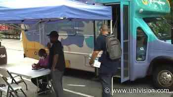 Restaurantes de Nueva York tienen puntos de vacunacion contra el coronavirus para sus usuarios | Video | Univision 41 Nueva York WXTV - Univision 41 Nueva York