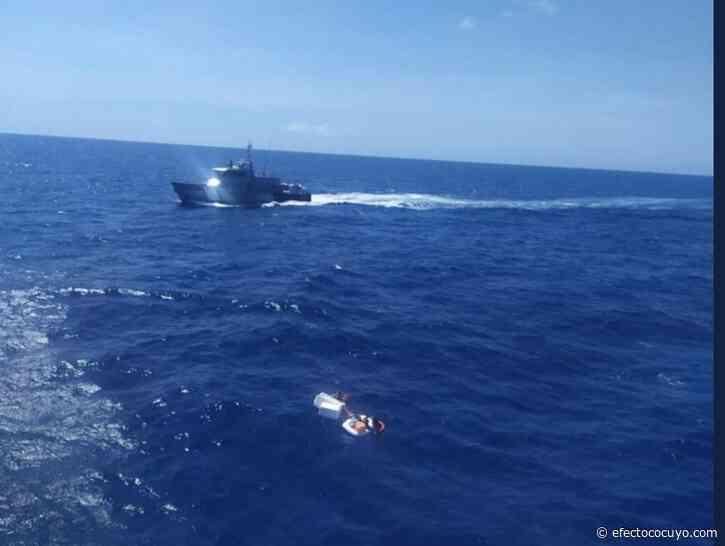 Protección Civil rastrea una novena víctima del naufragio en Higuerote-La Tortuga - Efecto Cocuyo