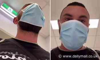 Covid-infected man threatens doctors as he demands to leave hospital because it's too cold