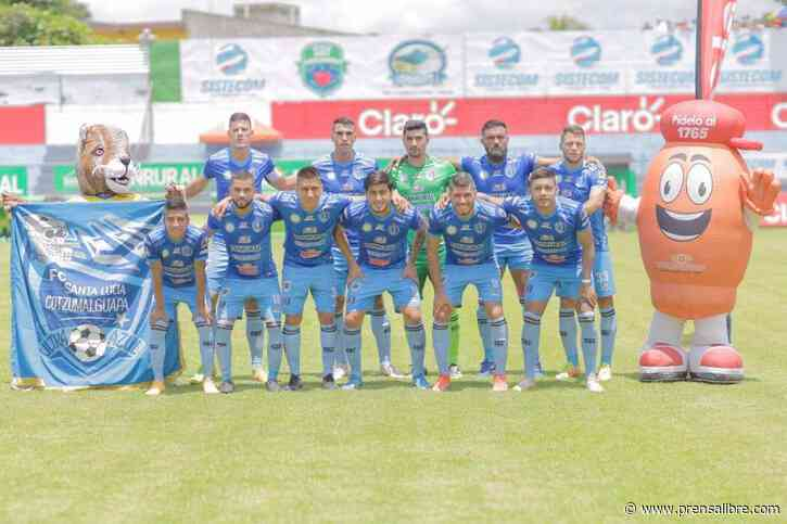 Santa Lucía le gana a Comunicaciones 2-0, mantiene invicto y se pone a tiro para luchar por el liderato ante Antigua - Prensa Libre