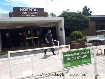 Secuestraron documentación en los hospitales de San Pedro y Santa Lucía por el caso de la beba fallecida   La Opinión - La Opinión Semanario