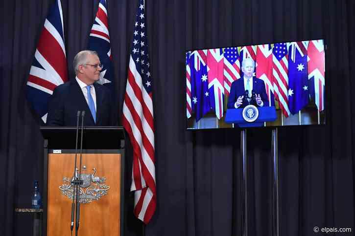 La gran alianza forjada por Biden en el Pacífico agrava el choque con China - EL PAÍS