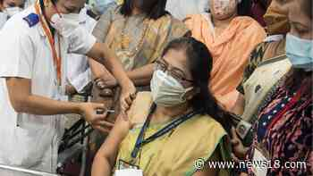 Coronavirus LIVE Updates: All-Women Drive at Mumbai Centres from 10:30 am, 2 Cr Vaccine Target for Sept 17 - News18