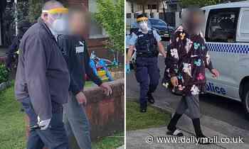 Covid-19 Sydney: Man accused of Auburn testing clinic 'road rage brawl' faces court