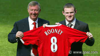 Wayne Rooney's debut for Manchester United - Who were his teammates and where are they now?