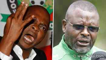 Okumbi and four coaches who have served Harambee Stars under Mwendwa