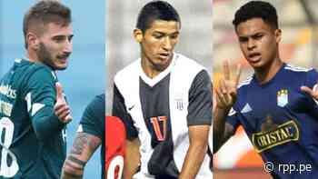 Todo queda en familia: hijos que imitaron a sus padres en los tres grandes del fútbol peruano - RPP Noticias