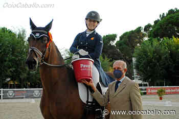 Andrea Herrera, líder provisional del Campeonato de España Universitario 2021 (Fotos) - OcioCaballo