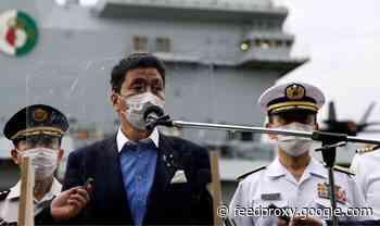 Japan prepares for showdown with China over Senkaku islands row - 'Resolutely defending'