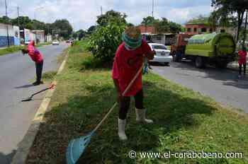 Desplegadas cuadrillas de limpieza y asfaltado en Naguanagua - El Carabobeño