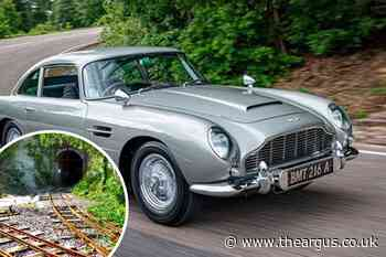 Amberley to be transformed into Bond set for 007 weekend