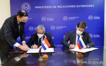 Cancillería y corporación rusa firman instrumentos sobre beneficios del uso pacífico de la energía nuclear - - ip.gov.py