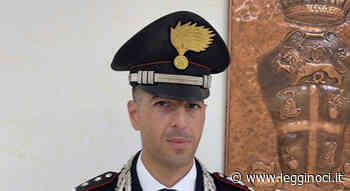 Insediato il nuovo comandante della compagnia dei carabinieri - LeggiNoci.it