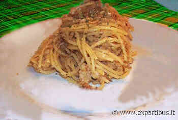 Spaghettoni noci e nucelle - ExPartibus