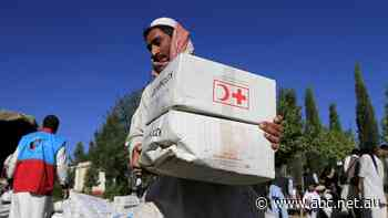With wanted terrorists in Afghanistan's government, why is the international community sending aid?