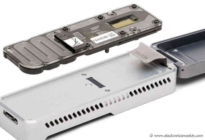 Oracle to invest in Oxford Nanopore IPO