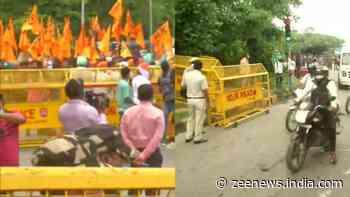 Delhi Police prohibits SAD`s 'Black Friday' protest march against Centre's three farm laws