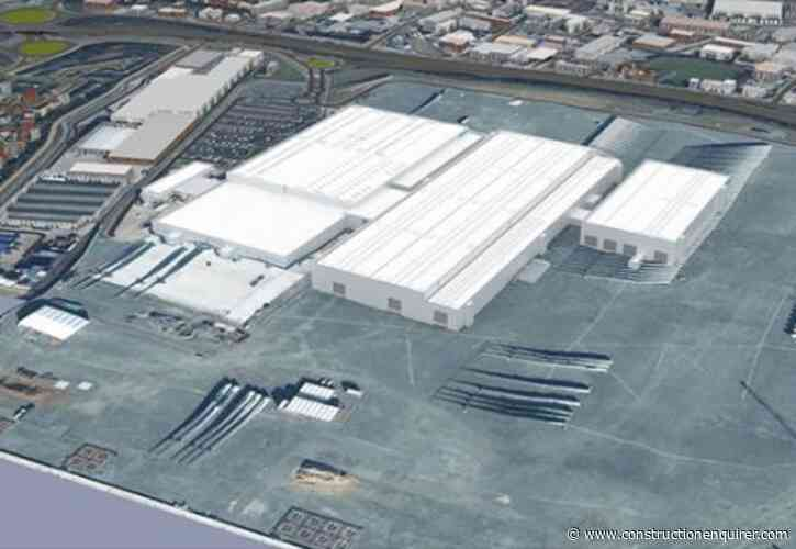 VolkerFitzpatrick wins £82m Hull turbine blades factory