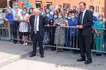 Boris Johnson sacks Herefordshire MP from Treasury position