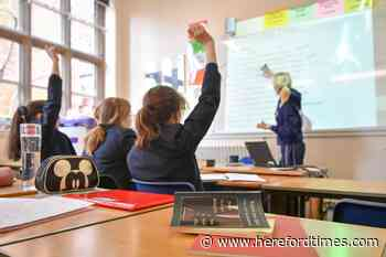 Covid cases rise as schools return in Herefordshire