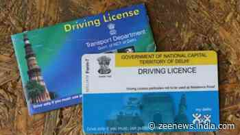 Driving licence update: Delhiites can now change name, date of birth in DL, check list of documents required