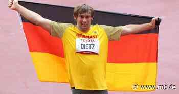 Paralympics: Streit in der BSG Bad Oeynhausen - Dietz wendet sich ab - Mindener Tageblatt