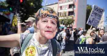 Facebook targets 'coordinated social harm' in German anti-COVID lockdown movement - WAtoday