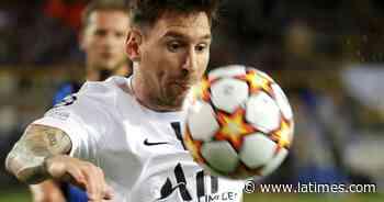 El deseo de Messi era retirarse en el Barcelona - Los Angeles Times
