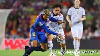 El Barcelona busca ampliar el contrato de Ronald Araújo por cinco temporadas - ESPN Deportes