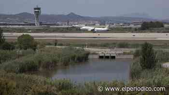 El 'aeromuerto' de Barcelona - El Periódico