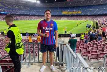 El FC Barcelona sin Messi, en los ojos de un ecuatoriano - expreso.ec