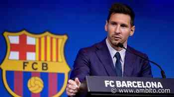 La marca Barcelona sigue a la baja tras la salida de Messi - ámbito.com